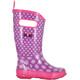 Bogs Kids Rainboot Lavender Multi